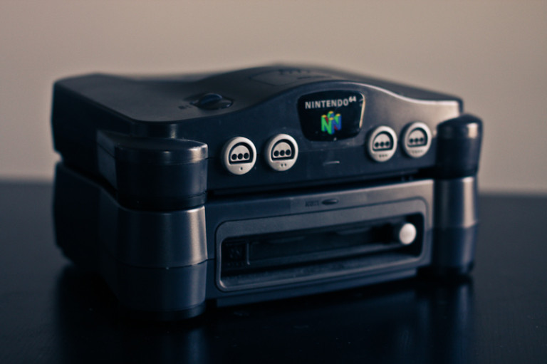 Nintendo 64 / 64DD