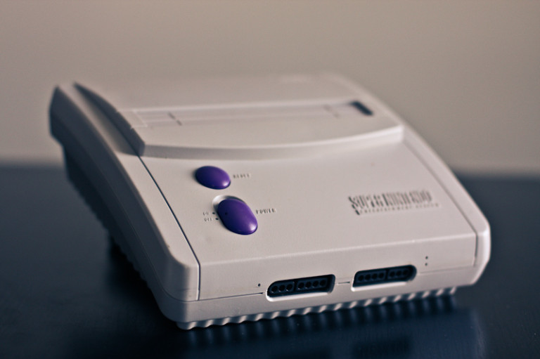 Super Nintendo SNS-101