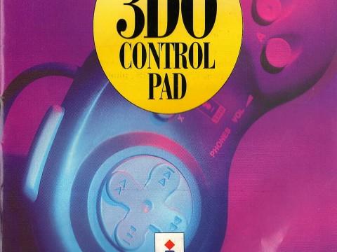 3DO Control Pad