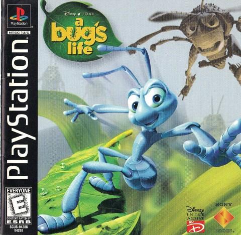 A Bugs Life (Manual)