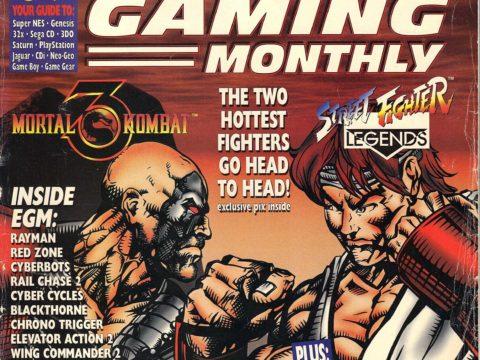 EGM – April 1995
