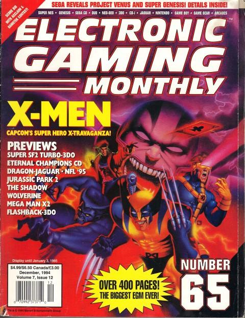 EGM – December 1994