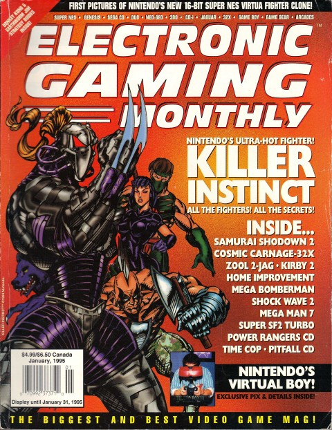 EGM – January 1995