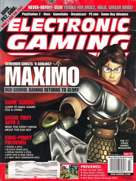 EGM – March 2002