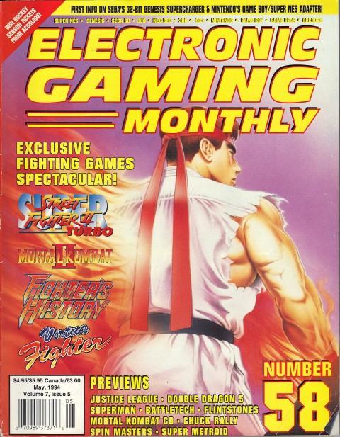 EGM – May 1994