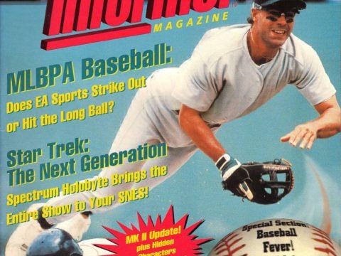 Game Informer – May.June 1994