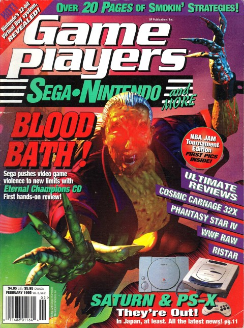 Game Players – February 1995