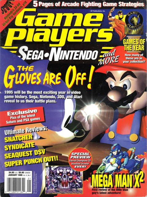 Game Players – January 1995