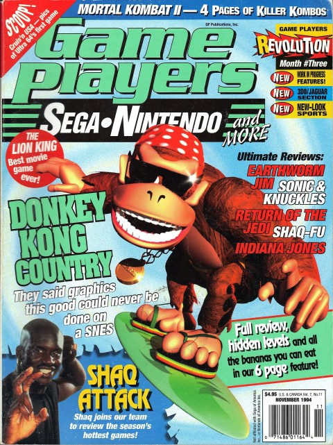 Game Players – November 1994