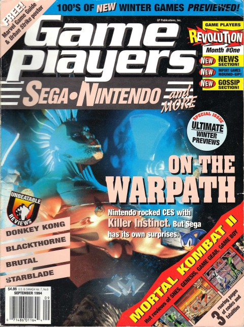 Game Players – September 1994
