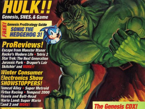 Gamepro – April 1994