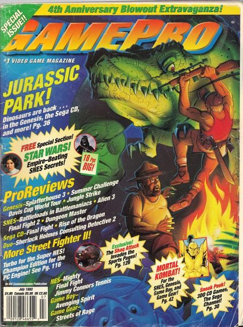 Gamepro – July 1993