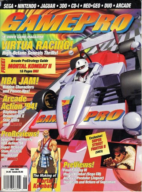 Gamepro – June 1994