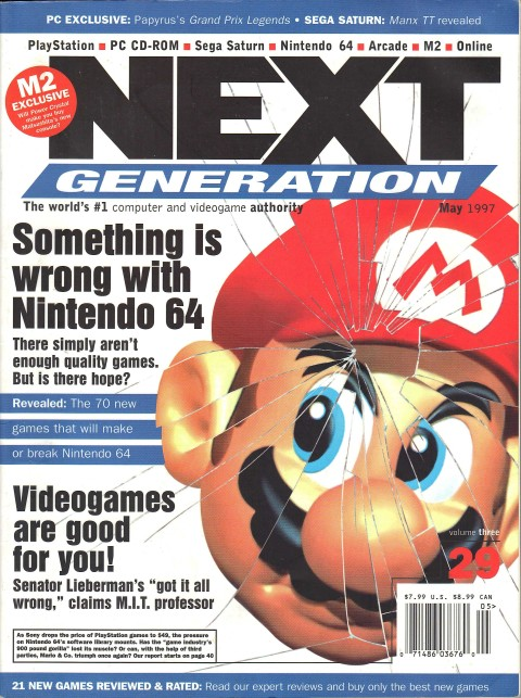 Next Generation – May 1997