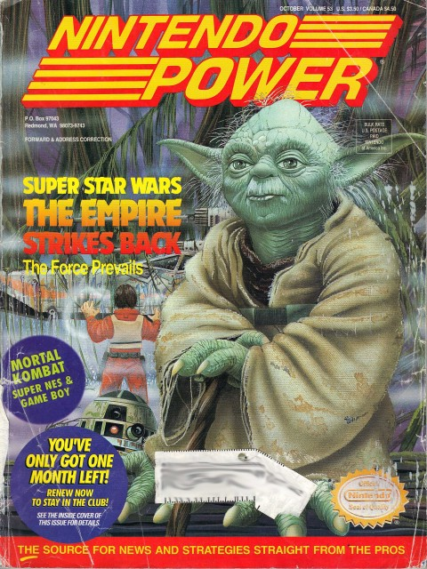 Nintendo Power – Volume 53