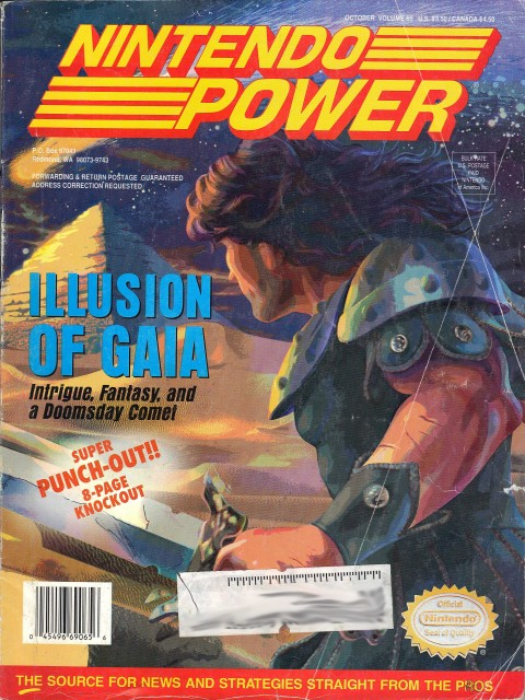Nintendo Power – Volume 65