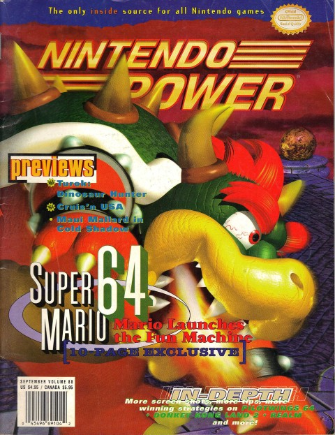 Nintendo Power – Volume 88