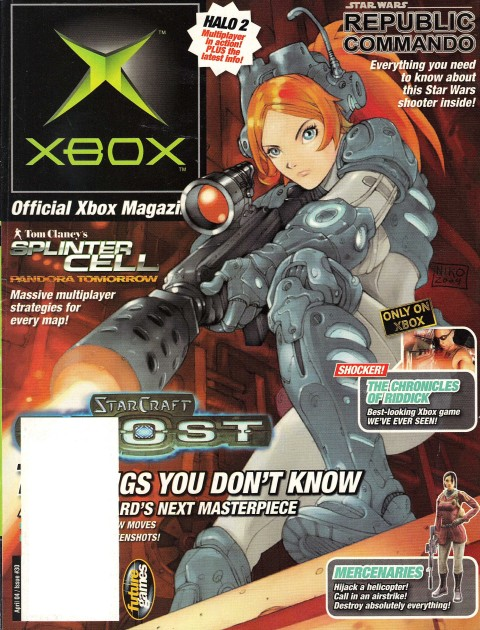 Official Xbox Magazine – April 2004