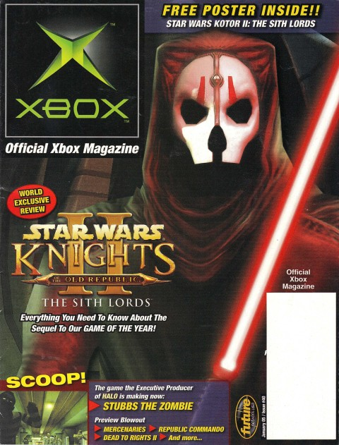Official Xbox Magazine – January 2005