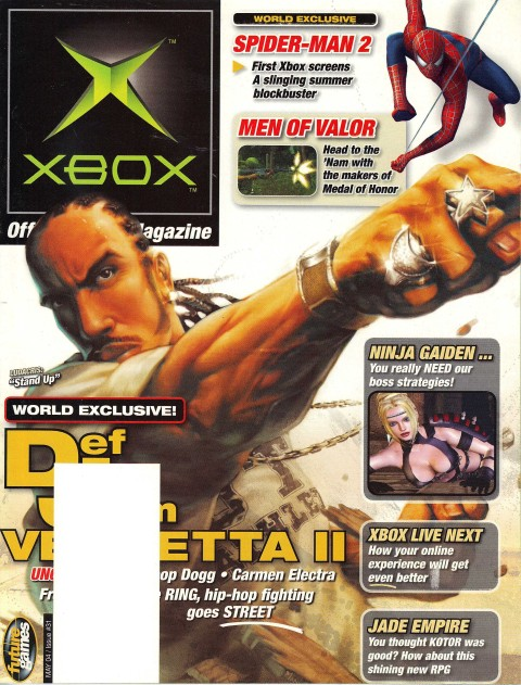 Official Xbox Magazine – May 2004