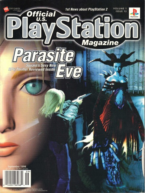 Playstation Magazine – Volume 1 Issue 12