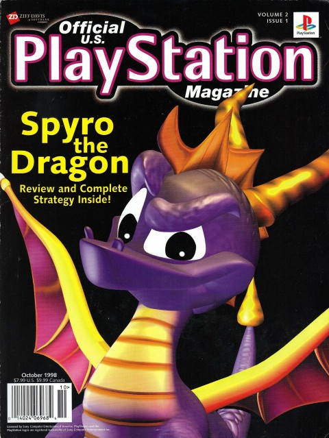 Playstation Magazine – Volume 2 Issue 1