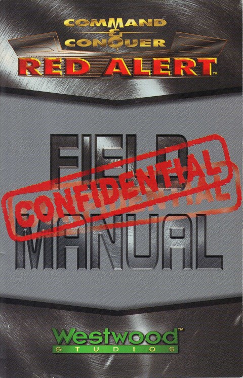 Command and Conquer : Red Alert (Manual)