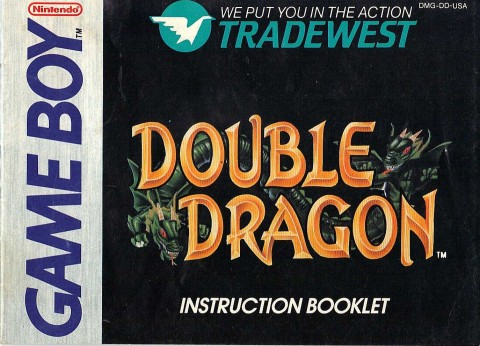 Double Dragon (Manual)