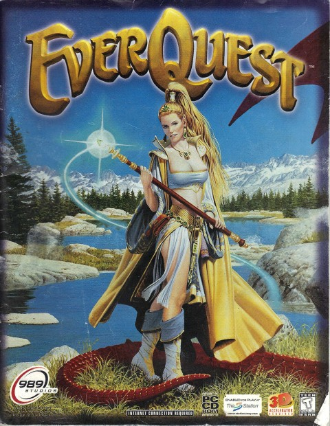 Everquest (Manual)