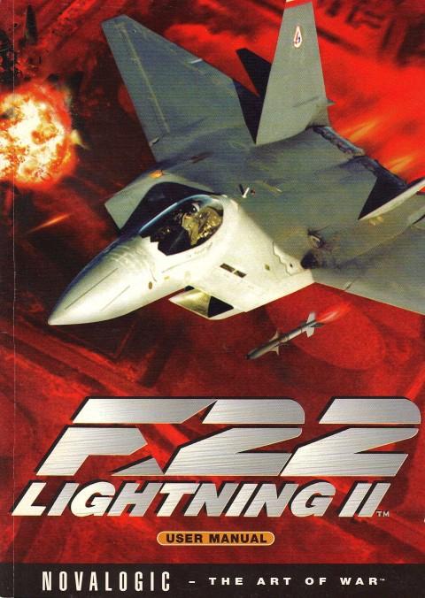 F22 Lightning II (Manual)