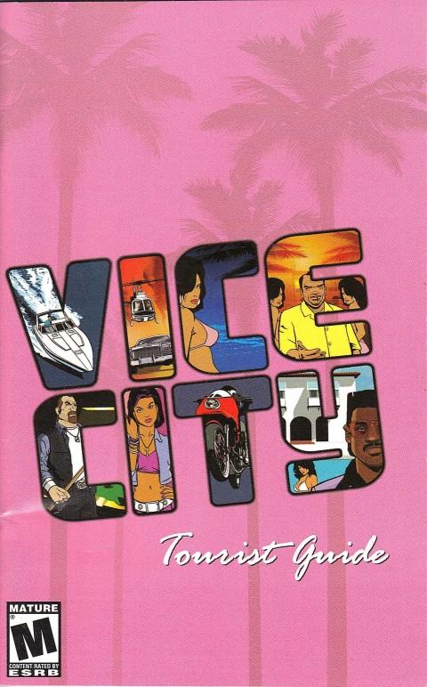 Grand Theft Auto – Vice City (Manual)