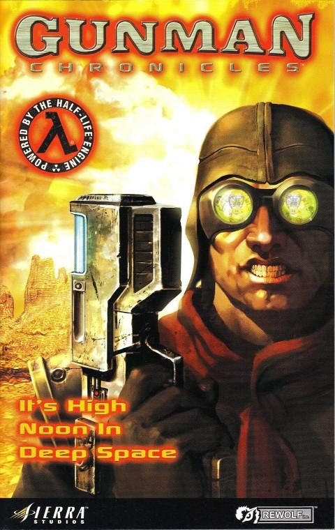Gunman Chronicles (Manual)