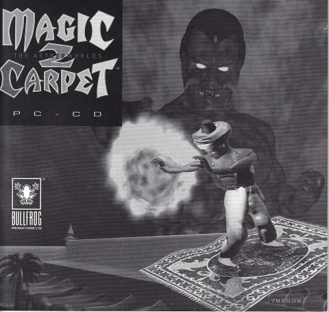 Magic Carpet 2 (Manual)