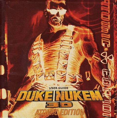 Duke Nukem 3D (Manual)