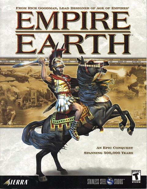 Empire Earth (Manual)