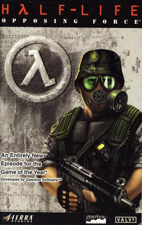 Half-Life : Opposing Force (Manual)