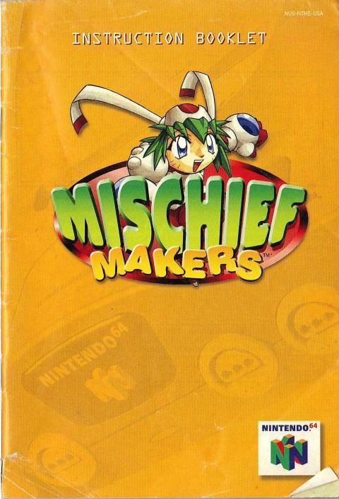 Mischief Makers (Manual)