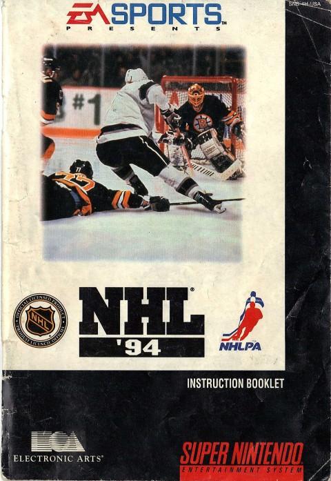 NHL 94 (Manual)