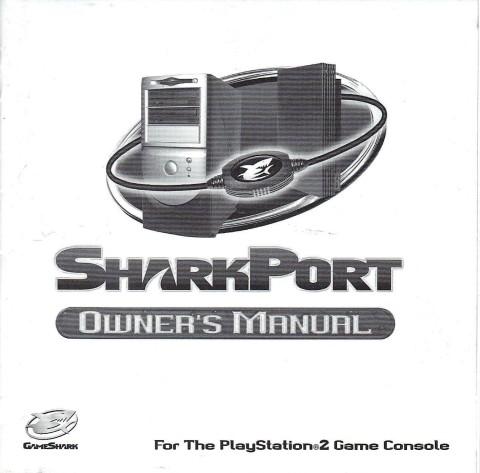 Playstation 2 Sharkport (Manual)