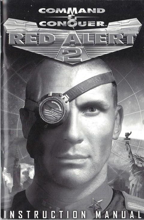 Red Alert 2 (Manual)