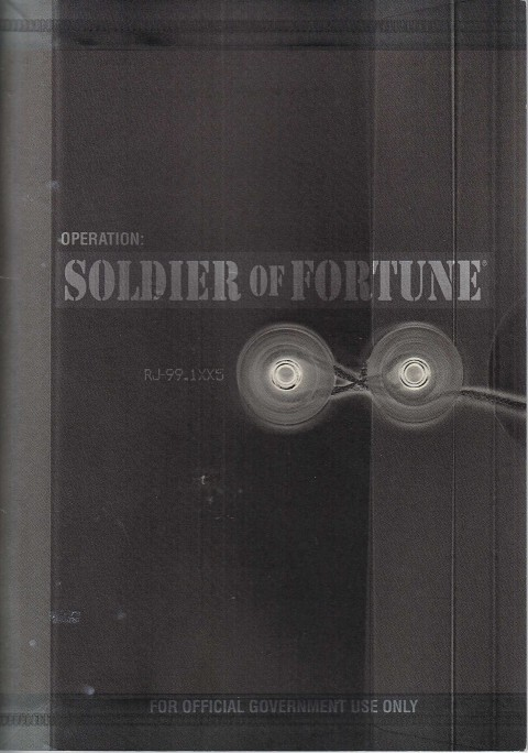 Soldier of Fortune (Manual)