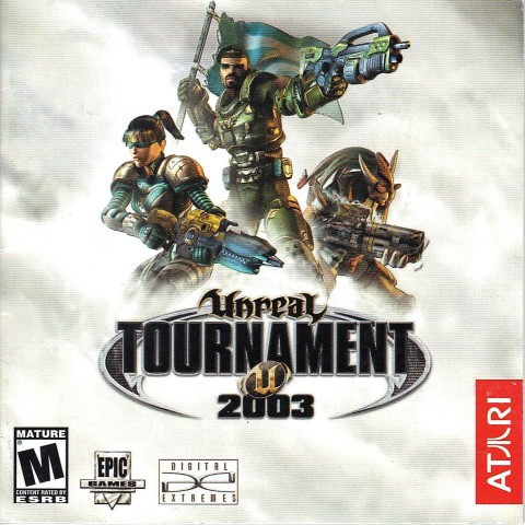 Unreal Tournament 2003 (Manual)