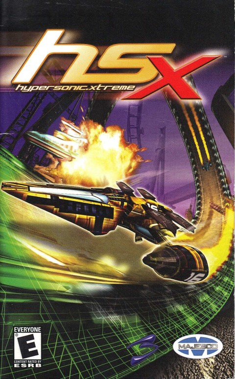 HSX – Hypersonic Xtreme (Manual)