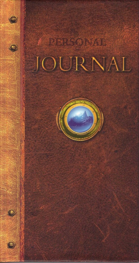 Myst – Ages in Time (Journal)