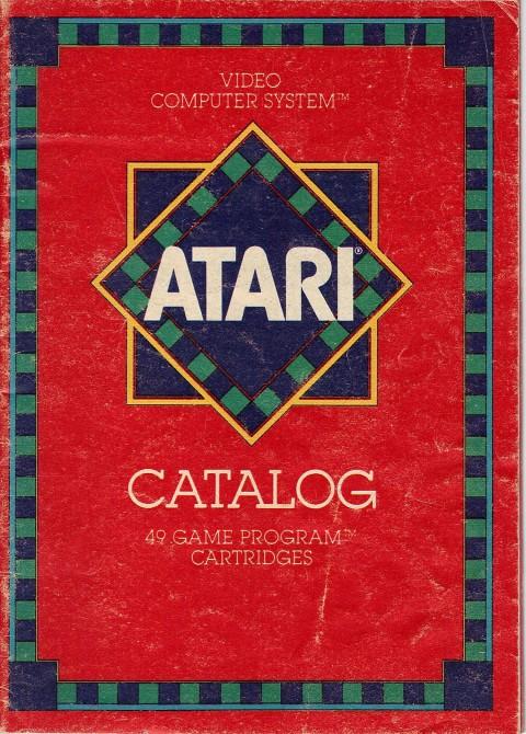Atari Catalog