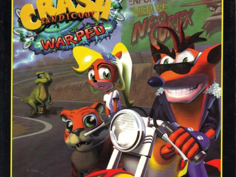 Crash Bandicoot – Warped – Strategy Guide