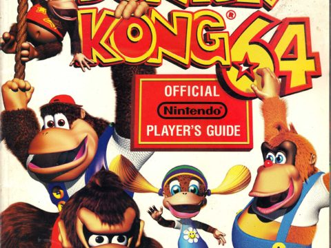 Donkey Kong 64 – Strategy Guide