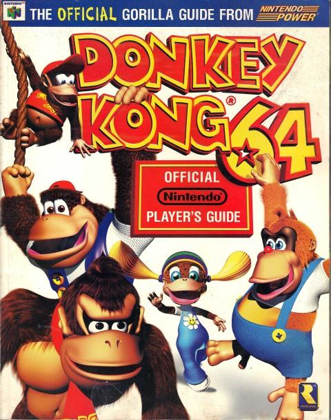 Donkey Kong 64 – Strategy Guide