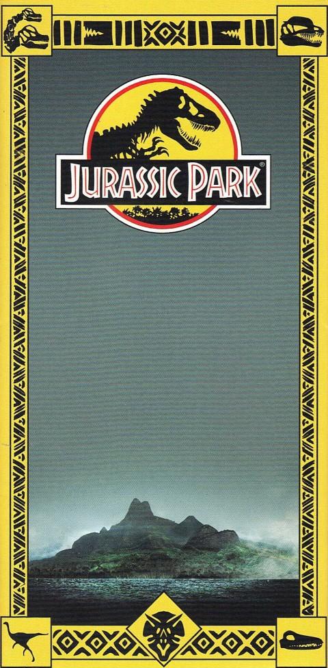 Jurassic Park – Brochure