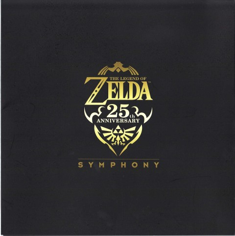 Legend of Zelda Symphony – Program